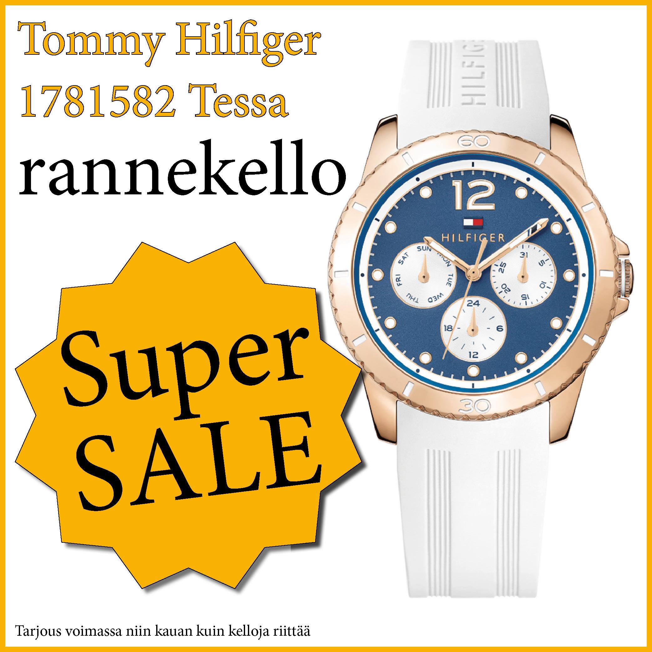 TOMMY HILFIGER 1781582 TESSA