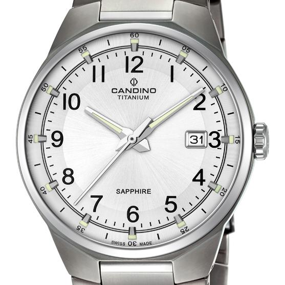 CANDINO C4605/1 TITANIUM RANNEKELLO