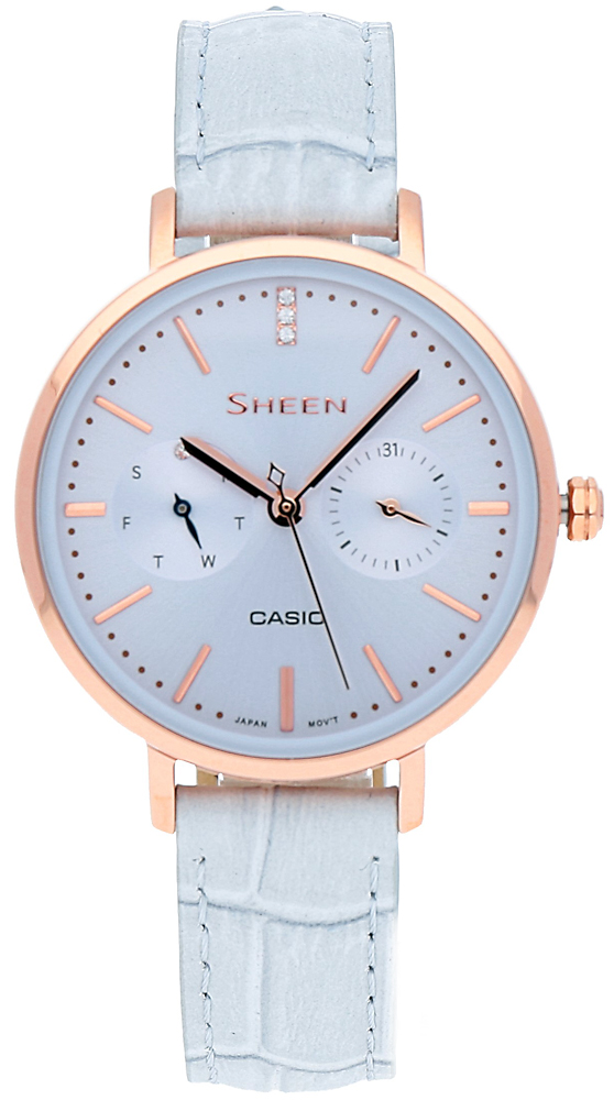 CASIO SHE-3054PGL-2AUER SHEEN RANNEKELLO