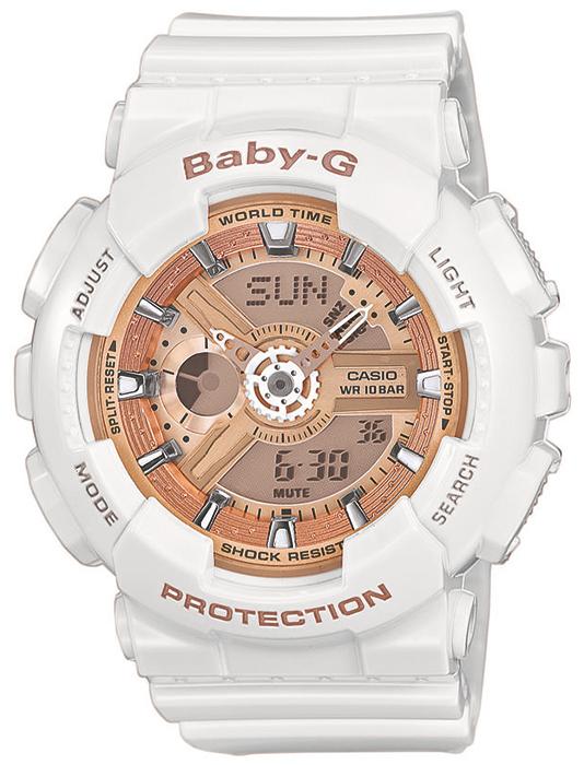 CASIO BA-110-7A1ER BABY-G RANNEKELLO