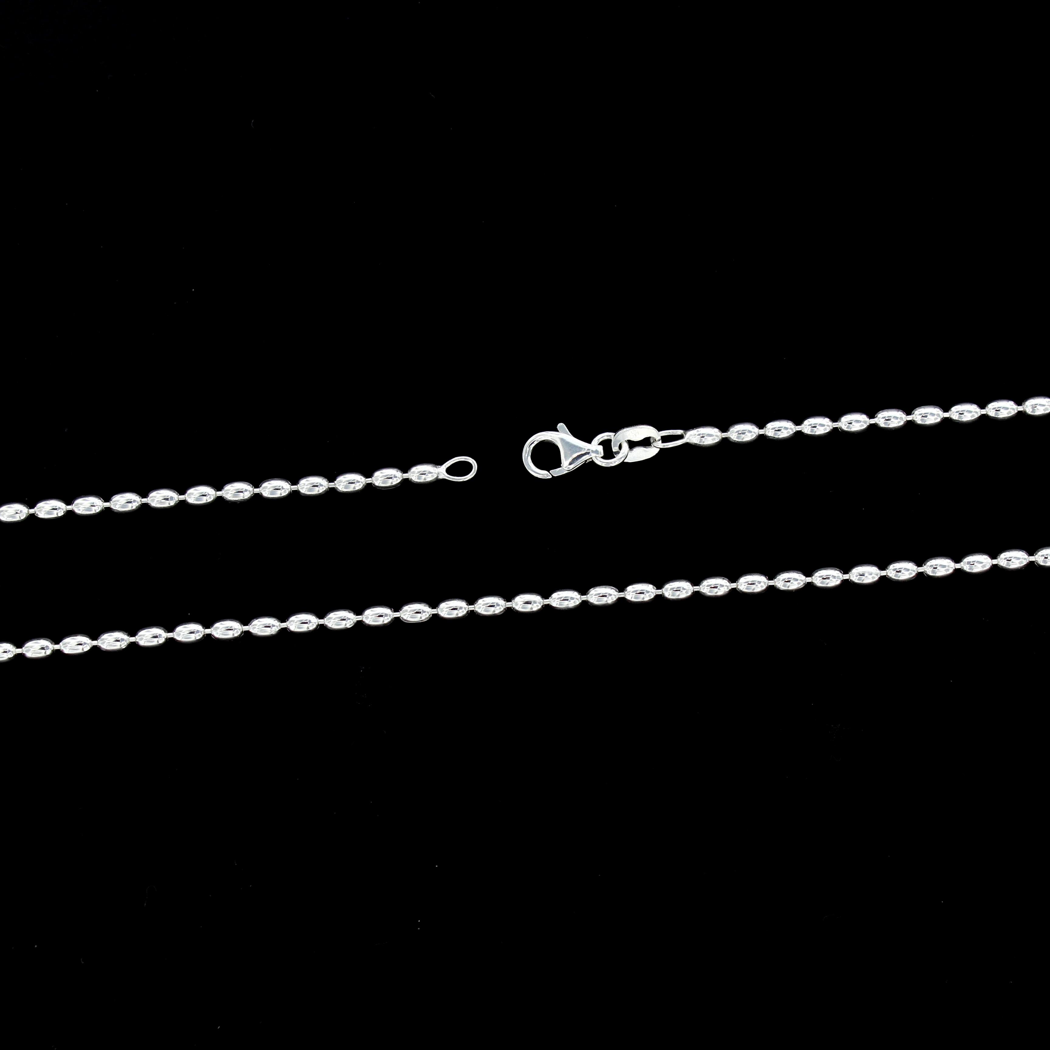 KAARIS CP093 OLIIVI RANNEKETJU 2,3 mm