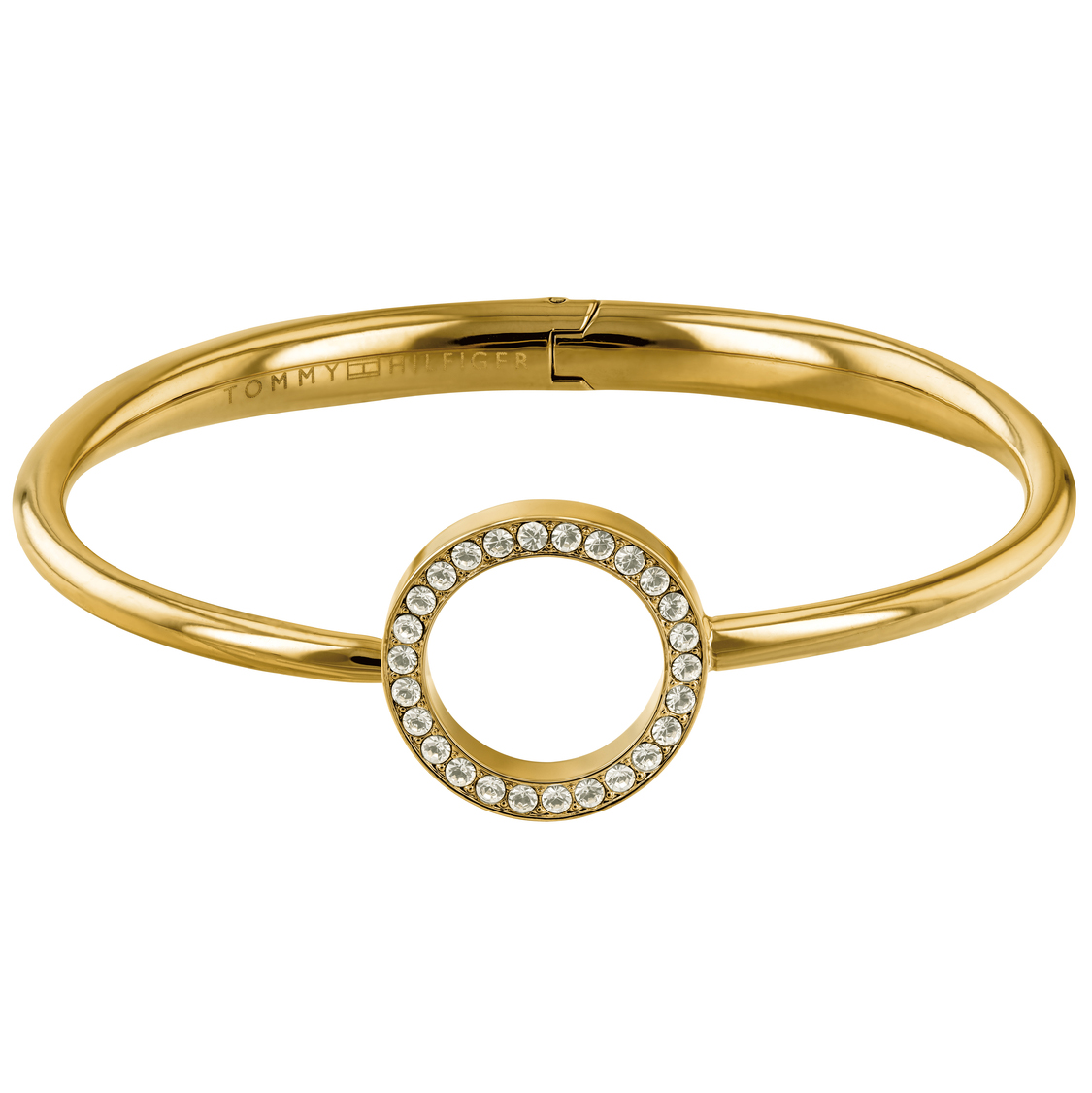 TOMMY HILFIGER THJ2780065 OPEN CIRCLE BANGLE RANNERENGAS