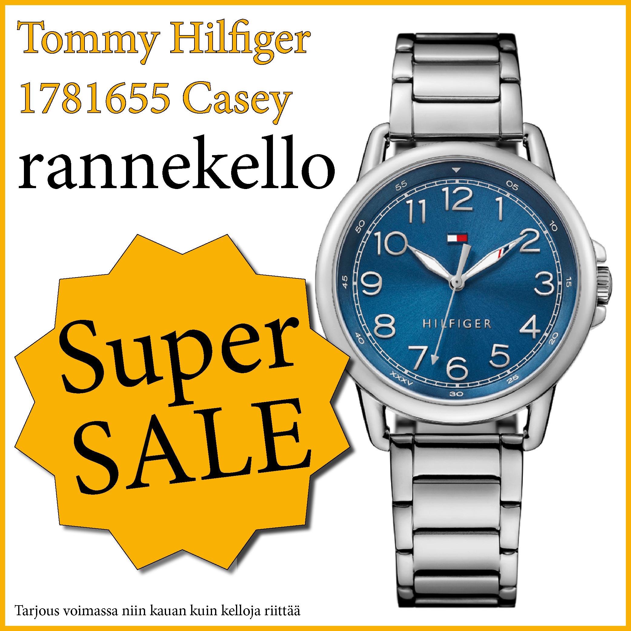 TOMMY HILFIGER 1781655 CASEY RANNEKELLO