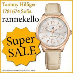 TOMMY HILFIGER 1781674 SOFIA