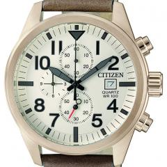 CITIZEN AN3623-02A KRONO RANNEKELLO