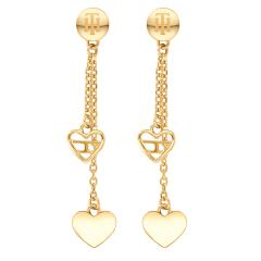 TOMMY HILFIGER 2780124 HEART DANGLE KORVAKORUT